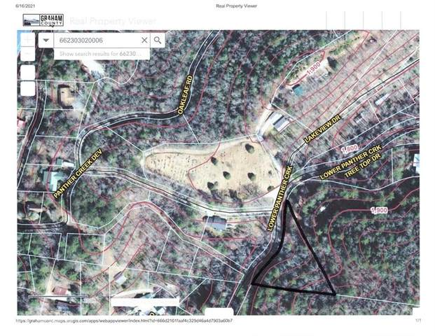0 Lower Panther Creek Road, Robbinsville, NC 28771 (#3752578) :: Mossy Oak Properties Land and Luxury
