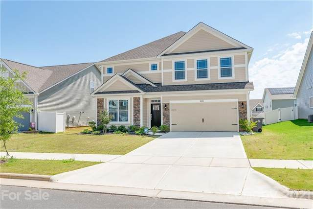 2218 Silver Pine Street, Concord, NC 28027 (#3752584) :: Odell Realty