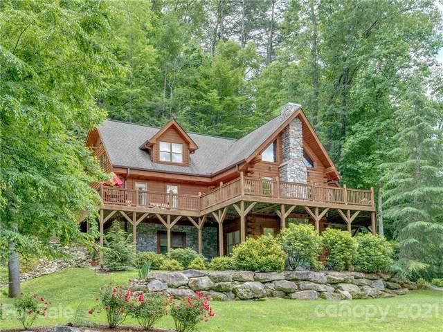 120 Rocky Mountain Drive, Lake Lure, NC 28746 (#3752589) :: Keller Williams South Park