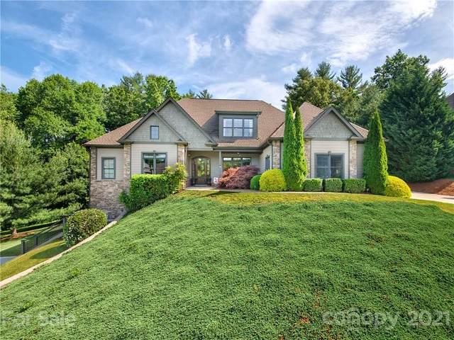 15 King View Drive, Fletcher, NC 28732 (#3752603) :: Cloninger Properties