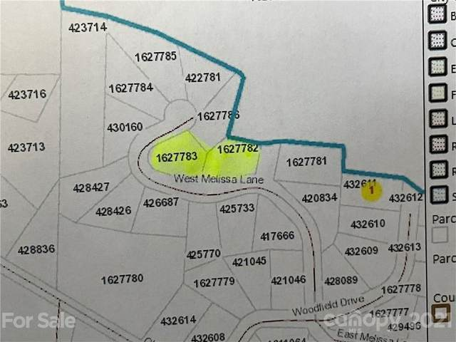 Lot 60 & 86 W Melissa Street, Forest City, NC 28043 (#3752690) :: NC Mountain Brokers, LLC
