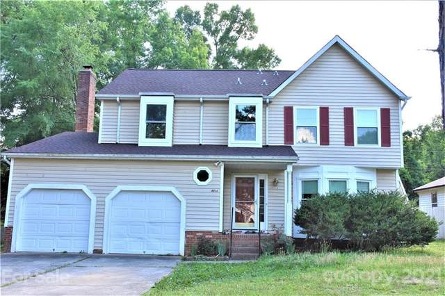 4600 Gaynelle Drive, Charlotte, NC 28215 (#3752722) :: Odell Realty