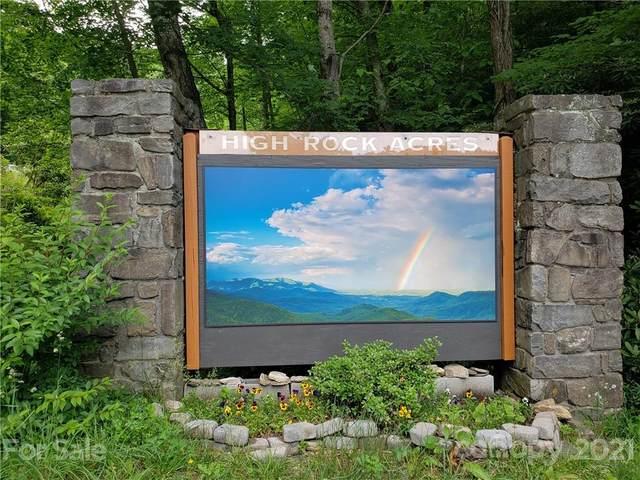 Lot 13 High Rock Acres Drive, Black Mountain, NC 28711 (#3752727) :: Keller Williams South Park