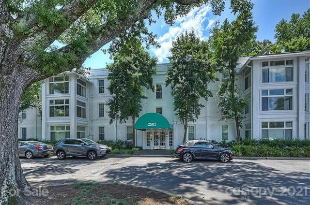 2501 Roswell Avenue #305, Charlotte, NC 28209 (#3752776) :: Rowena Patton's All-Star Powerhouse