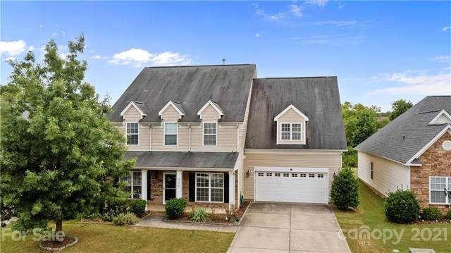 2130 Blue Iris Drive, Stallings, NC 28104 (#3752810) :: Home and Key Realty
