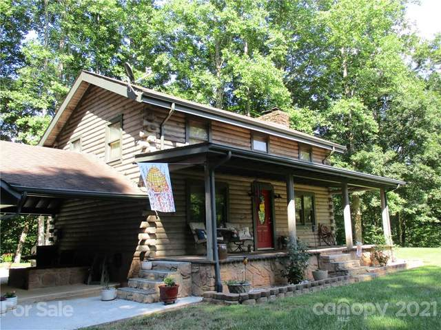 2038 Toms Creek Road, Marion, NC 28752 (#3752811) :: BluAxis Realty
