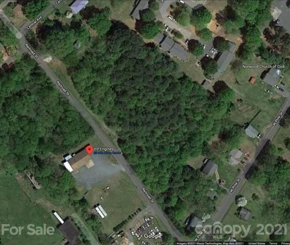 0 Railroad Street, Norwood, NC 28128 (#3752814) :: Mossy Oak Properties Land and Luxury