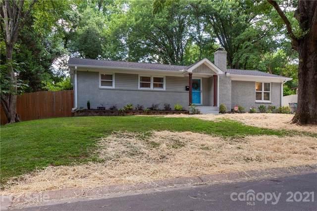 220 Wyanoke Avenue, Charlotte, NC 28205 (#3752821) :: Home and Key Realty