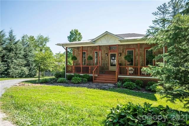42 Boxwood Lane, Brevard, NC 28712 (#3752835) :: Johnson Property Group - Keller Williams