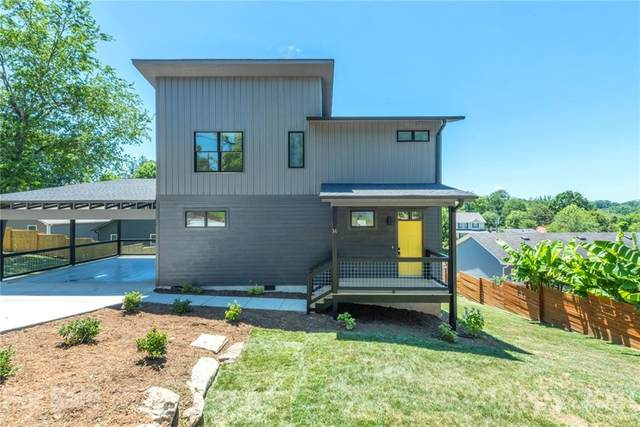 14 Winding Road, Asheville, NC 28803 (#3752862) :: Scarlett Property Group