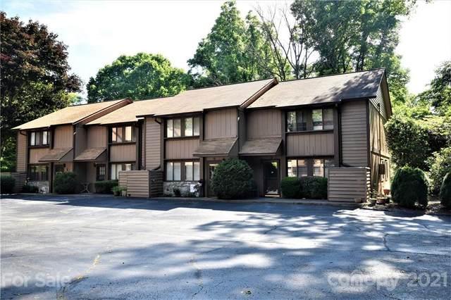 41 George Circle #11, Maggie Valley, NC 28751 (#3752863) :: Carmen Miller Group