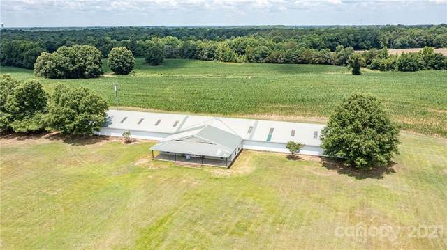 4809 Us 74 Highway, Wingate, NC 28174 (#3752867) :: BluAxis Realty
