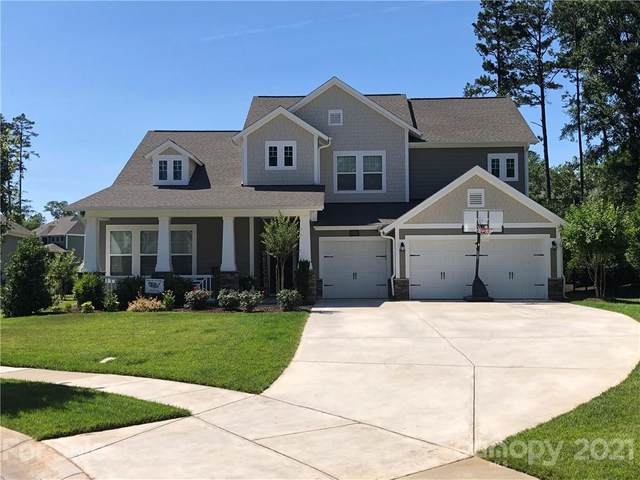 11332 Savannah Grove Drive, Huntersville, NC 28078 (#3752916) :: Besecker Homes Team