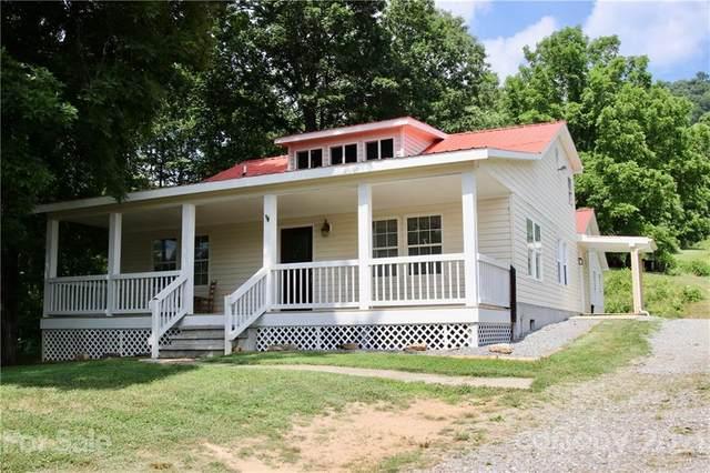 419 Mountain Spring Lane, Canton, NC 28716 (#3752918) :: Caulder Realty and Land Co.