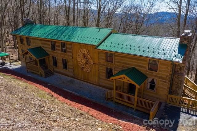 763 Granny Lewis Lane, Mars Hill, NC 28754 (#3752942) :: Modern Mountain Real Estate