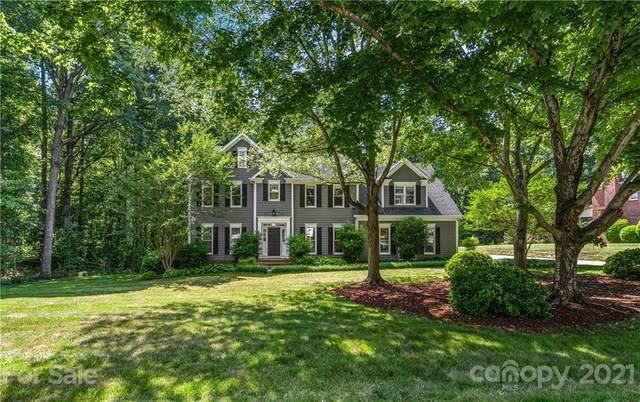 9817 Vixen Lane, Huntersville, NC 28078 (#3752964) :: Cloninger Properties