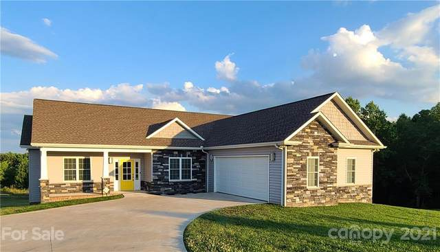 5181 South Oak Circle, Granite Falls, NC 28630 (#3752993) :: Homes Charlotte