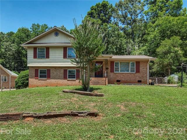 4213 Maureen Drive, Charlotte, NC 28205 (#3753031) :: Home and Key Realty