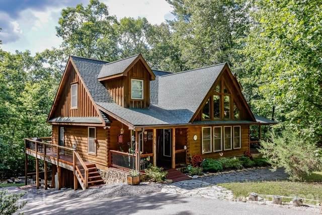 675 Pheasant Street, Lake Lure, NC 28746 (#3753084) :: NC Mountain Brokers, LLC