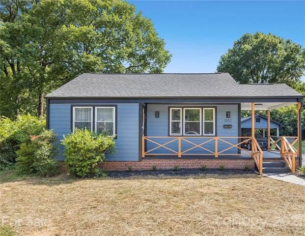 1512 Herrin Avenue, Charlotte, NC 28205 (#3753149) :: Home and Key Realty