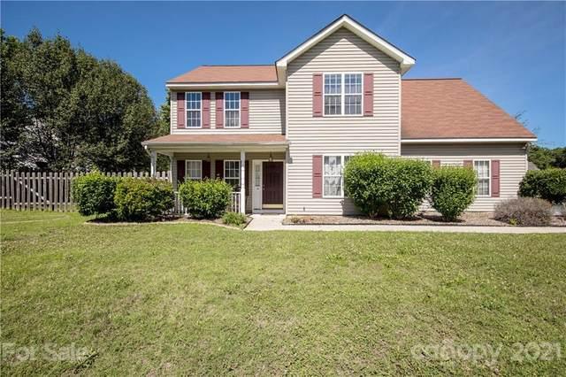 4019 Cedar Hill Drive, Charlotte, NC 28273 (#3753173) :: Lake Wylie Realty