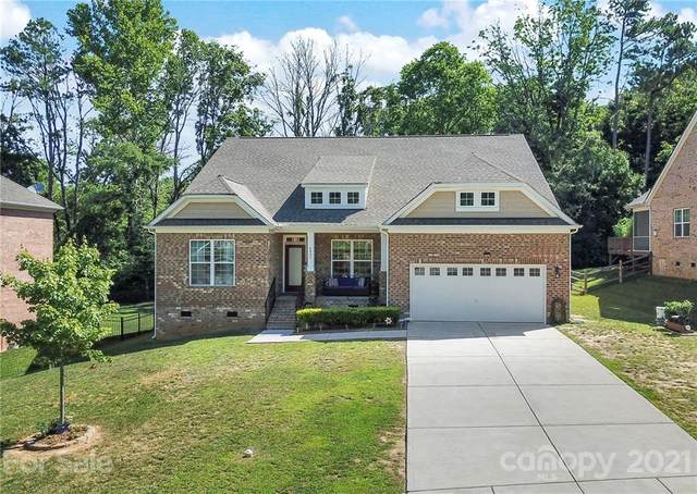 8041 Frances Haven Drive, Harrisburg, NC 28075 (#3753200) :: Home and Key Realty