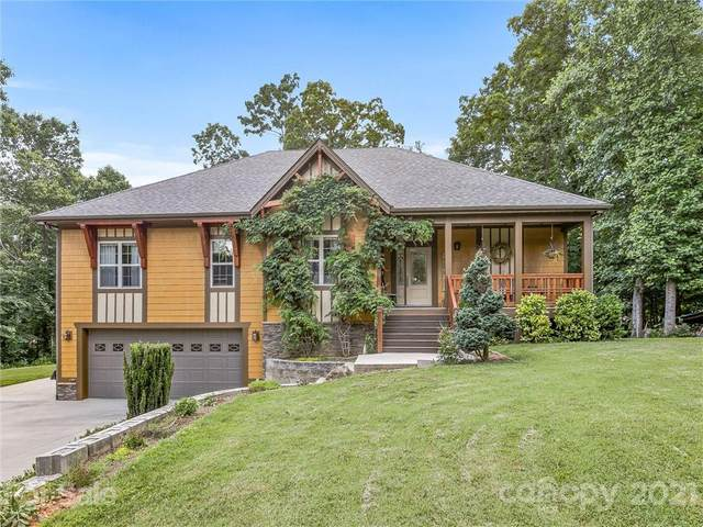 38 Little Forest Drive, Asheville, NC 28806 (#3753246) :: Modern Mountain Real Estate