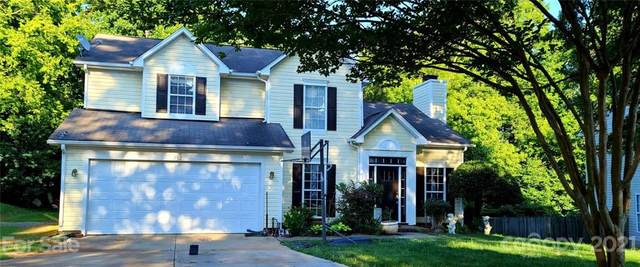 7523 Woodknoll Drive, Charlotte, NC 28217 (#3753255) :: Premier Realty NC