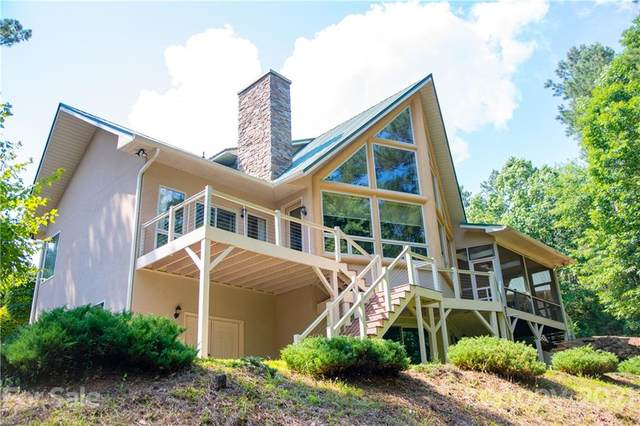 2224 W Paradise Harbor Drive, Connelly Springs, NC 28612 (#3753267) :: Rhonda Wood Realty Group