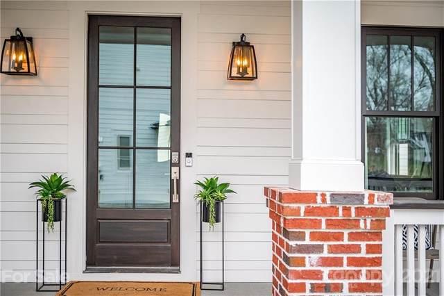 2002 Summey Avenue #1, Charlotte, NC 28205 (#3753280) :: Lake Norman Property Advisors