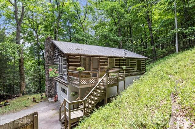 473 English Ridge Drive 51/50, Mars Hill, NC 28754 (#3753287) :: NC Mountain Brokers, LLC