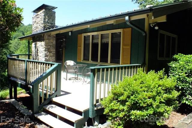 142 Pleasant Ridge Drive, Maggie Valley, NC 28751 (#3753297) :: Carver Pressley, REALTORS®