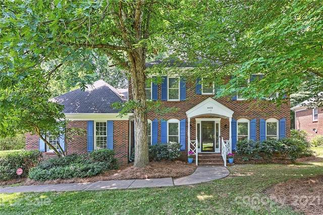 4422 Pendale Road, Charlotte, NC 28210 (#3753300) :: Caulder Realty and Land Co.