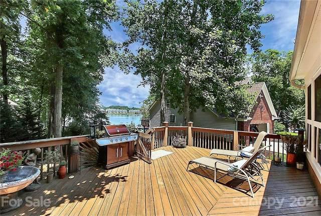 21647 Crown Lake Drive, Cornelius, NC 28031 (#3753328) :: Cloninger Properties