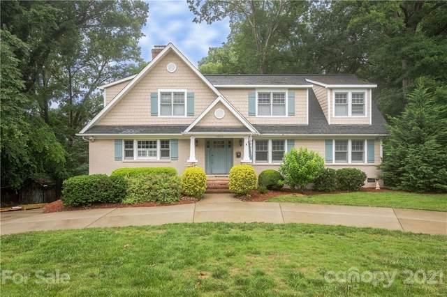 3026 Eastburn Road, Charlotte, NC 28210 (#3753333) :: Home and Key Realty