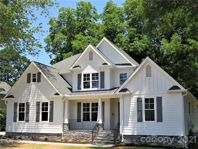 4525 Castleton Road, Charlotte, NC 28211 (#3753397) :: Carver Pressley, REALTORS®