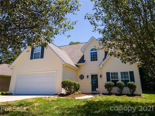 129 Newport Drive #39, Kannapolis, NC 28081 (MLS #3753398) :: RE/MAX Journey
