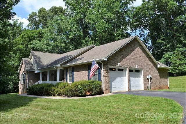 111 Old Hickory Drive, Morganton, NC 28655 (#3753422) :: The Mitchell Team