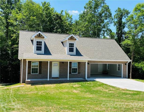 1201 Winter Place SW, Lenoir, NC 28645 (#3753439) :: The Mitchell Team