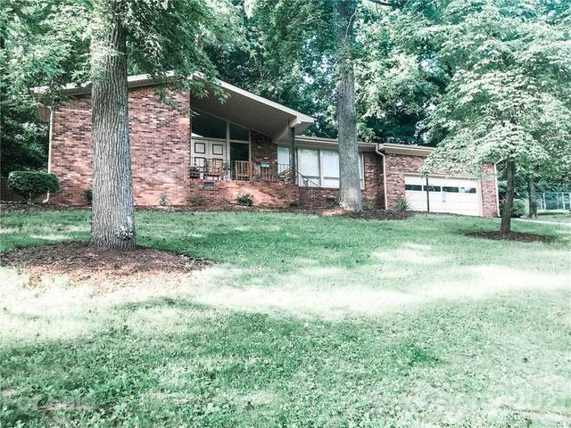 151 Lilly Avenue 50-51, Salisbury, NC 28144 (#3753448) :: Premier Realty NC