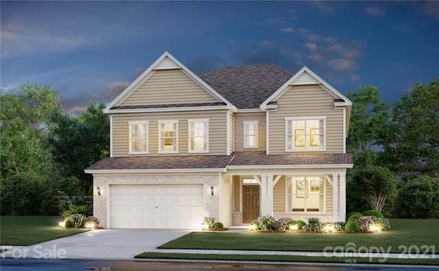20311 Creek Bend Edge Court #11, Matthews, NC 28105 (#3753478) :: Home and Key Realty