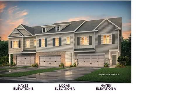 3205 Glenn Hope Way #21, Matthews, NC 28104 (#3753480) :: Cloninger Properties