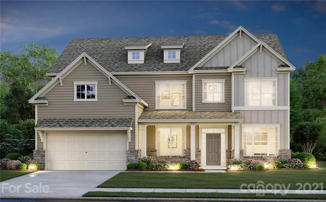 20307 Creek Bend Edge Court #10, Matthews, NC 28105 (#3753498) :: Home and Key Realty