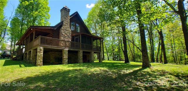 585 Deer Run #7, Black Mountain, NC 28711 (#3753539) :: MartinGroup Properties