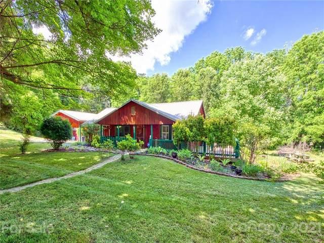 1158 Max Thompson Road, Canton, NC 28716 (#3753542) :: Exit Realty Vistas