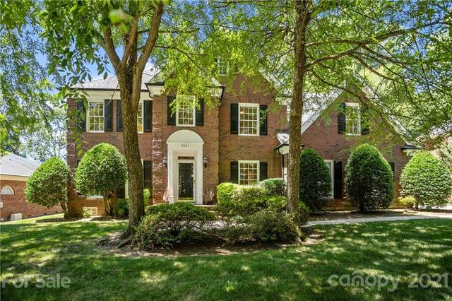 4601 Fairvista Drive, Charlotte, NC 28269 (#3753602) :: Carlyle Properties