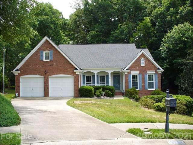 322 Bramwell Place, Matthews, NC 28105 (#3753611) :: Caulder Realty and Land Co.