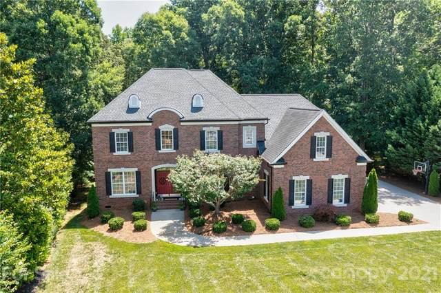 507 Hidden Manor Drive, Matthews, NC 28104 (MLS #3753618) :: RE/MAX Journey