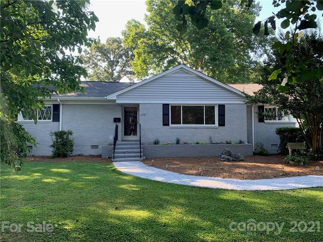 1728 Birchcrest Drive, Charlotte, NC 28205 (#3753627) :: Home and Key Realty