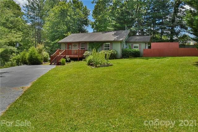 30 Ballard Road #2, Weaverville, NC 28787 (#3753641) :: Exit Realty Vistas